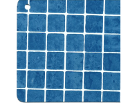 Пленка для бассейна Flagpool Glossy Printed Mosaic Blue Easy Welding (1,6м)